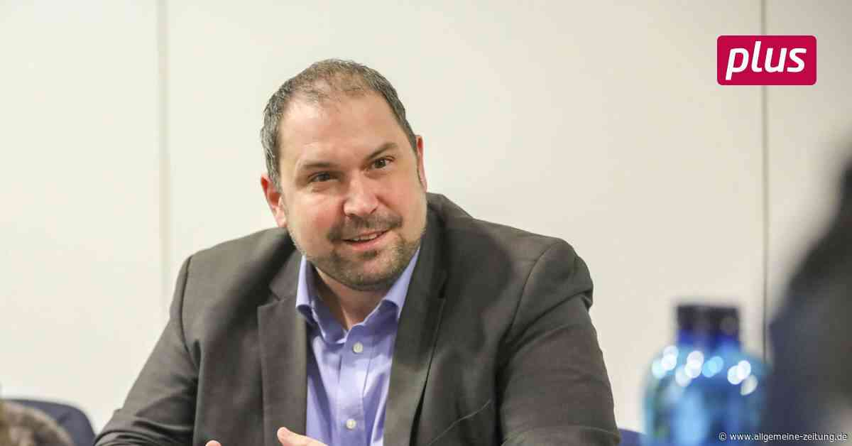 Johannes Klomann kandidiert als neuer SPD-Vorsitzender
