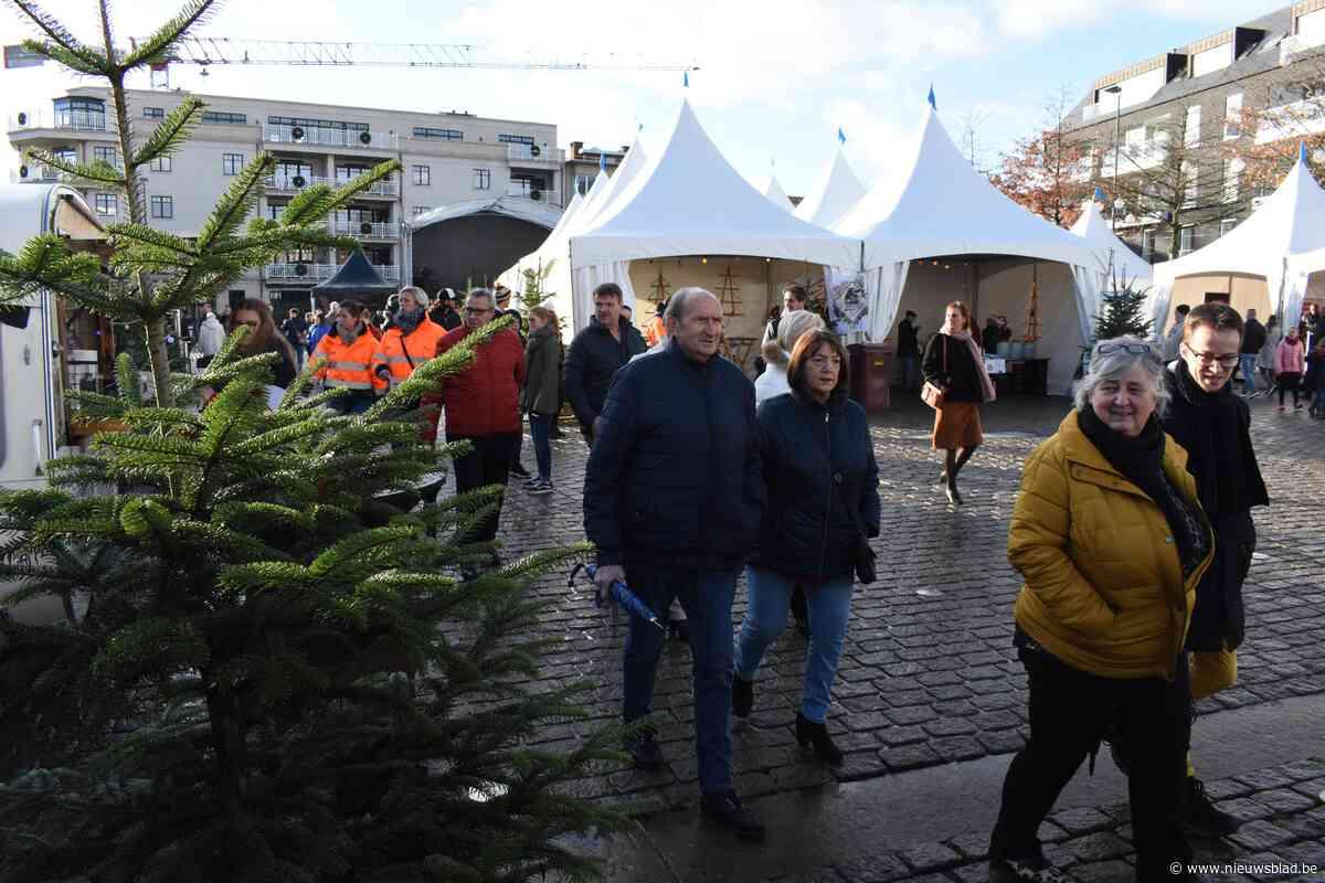 Kerstmarkt trekt nieuw jasje aan en verhuist naar 't Getouw
