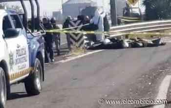 Hallan sin vida a cuatro policías secuestrados en centro de México