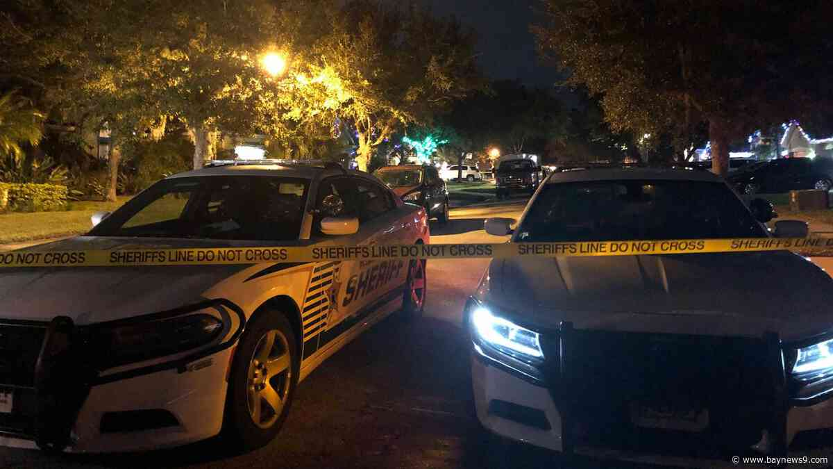 Hillsborough Deputies Investigate Shooting Death of Teen in Tampa Officer's Home