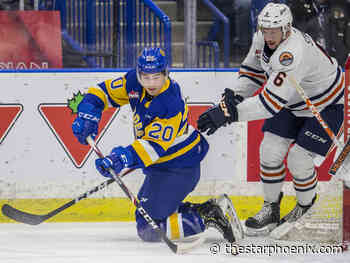 Newest Saskatoon Blade Alex Morozoff moves back home to be closer to ailing mother