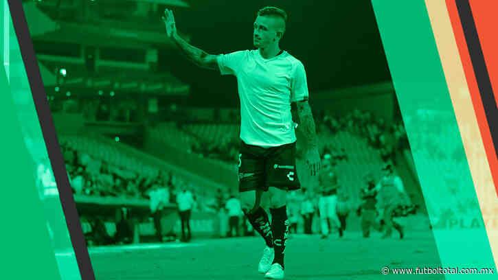 Brian Lozano no saldrá de Santos