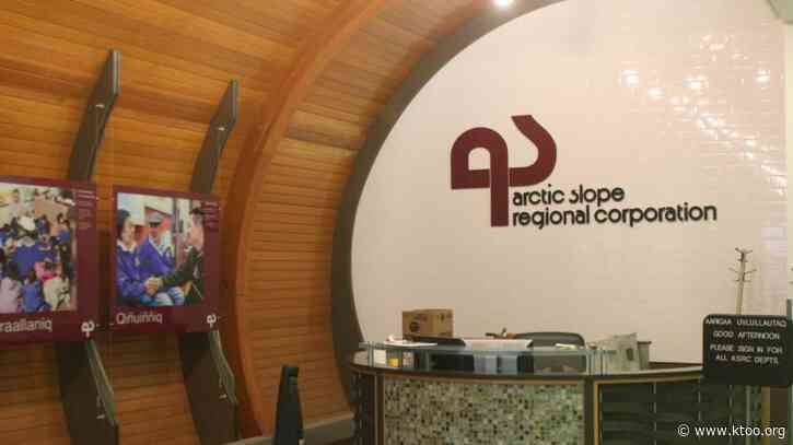 Arctic Slope Regional Corp. to leave the Alaska Federation of Natives