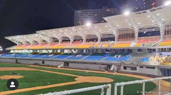 Tiburones esperan estrenar estadio Café Martínez a finales de diciembre
