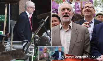 Humiliated Labour leader Jeremy Corbyn refuses to accept blame for defeat