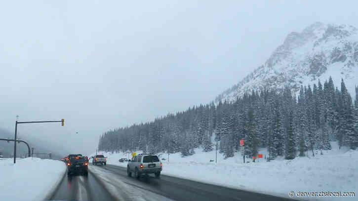 Colorado Weather: Heavy Snow Piling Up In Mountains Thanks To 'Pineapple Express'