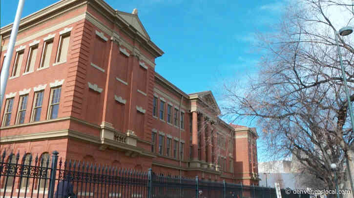 Evans School Building's New Owners Hope To Make It The 'Heart' Of Denver's Golden Triangle