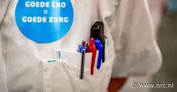 Akkoord over nieuwe cao ziekenhuispersoneel
