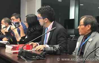 Familiares trazan estrategia tras el informe de la CIDH