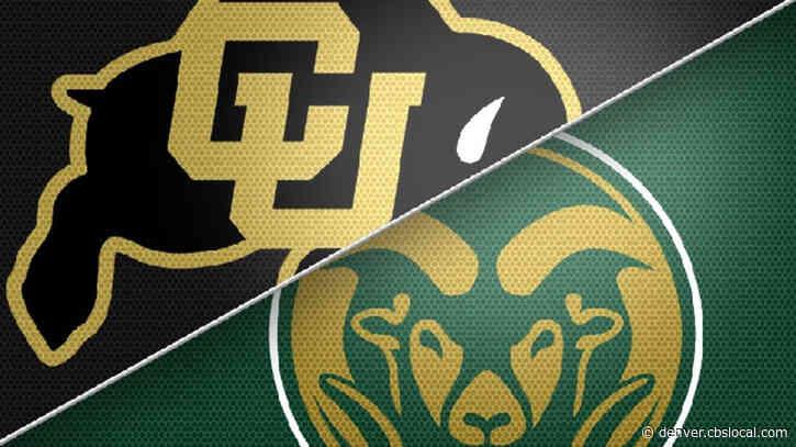 Gatling Helps No. 24 Colorado Hold Off Colorado State 56-48