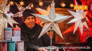 Christkindlmarkt: Gold gehört zur Weihnachtszeit