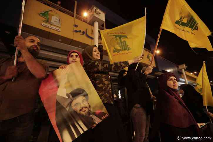 Lebanon's Hezbollah insists on a coalition government