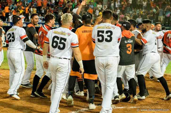 Zulia se convirtió en el primer equipo clasificado de la LVBP