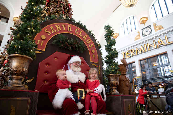 Union Station Offering New Breakfast With Santa Experience