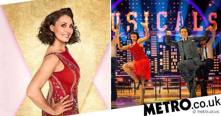Strictly's Emma Barton had to tape up her bum after painful injury during rehearsals
