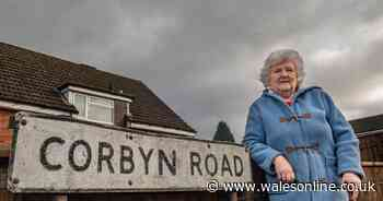 Residents bid to rename Corbyn Road to stop house prices falling