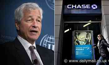JP Morgan CEO tells employees he is 'disgusted by racism' in memo after discrimination report
