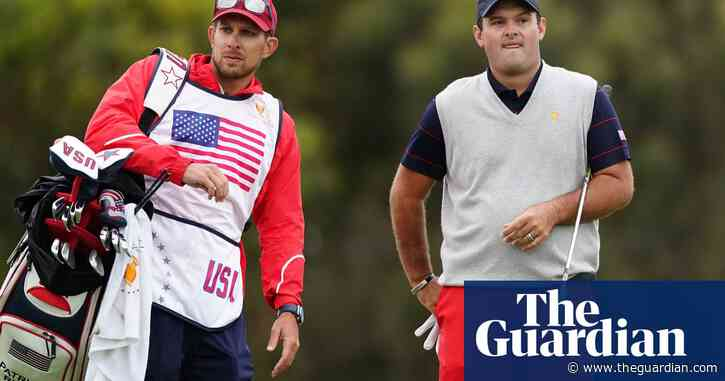 Patrick Reed's caddie in physical altercation with fan at Presidents Cup