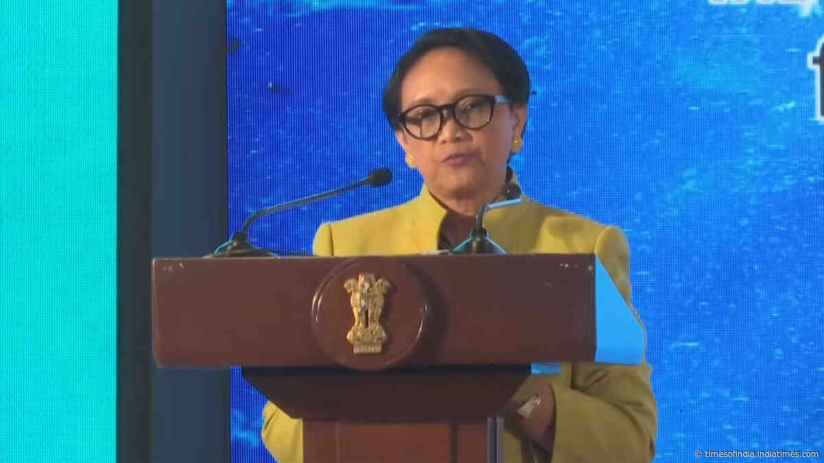 India, ASEAN have stood united for centuries due to our shared ocean: Indonesian Foreign Minister