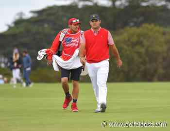 Presidents Cup 2019: Patrick Reed's caddie involved in altercation with fan, forced to sit out Sunday singles