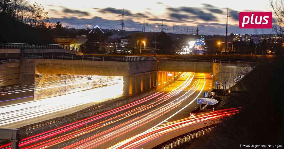 Fehlalarm - So oft ist der Tunnel auf der A60 gesperrt