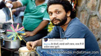 'Raanjhanaa' actor Zeeshan Ayyub says he will soon join the students of Jamia University protesting against the NRC and CAB