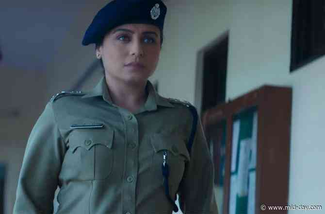 Box-Office: Rani Mukerji's Mardaani 2 off to an impressive start, jumps in the evening shows