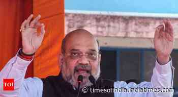 Cong stoking violence against amended Citizenship Act: Amit Shah