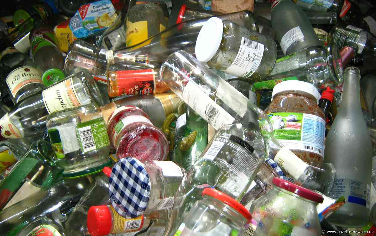 Recycling and rubbish collections at Christmas are changing