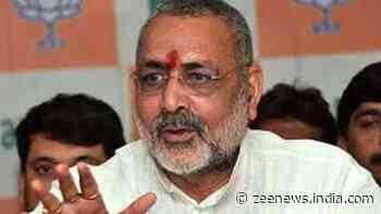 Giriraj Singh slams Rahul Gandhi for using `Savarkar` surname