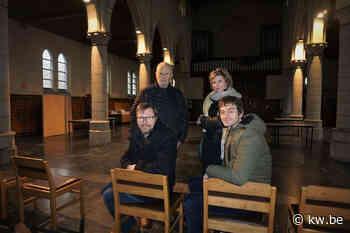 Uniek eerbetoon aan Leonard Cohen in kerk van Sint-Pieters-Kapelle in Middelkerke