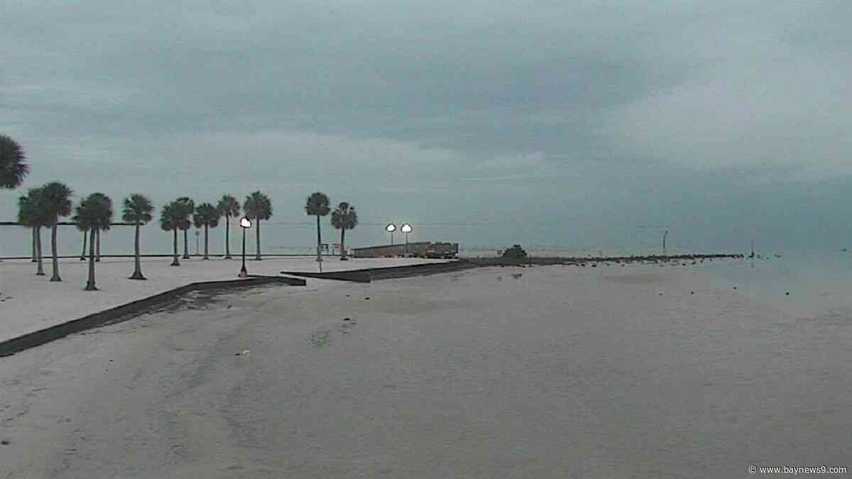 Weather Alert: Strong Storms Hit Tampa Area This Morning