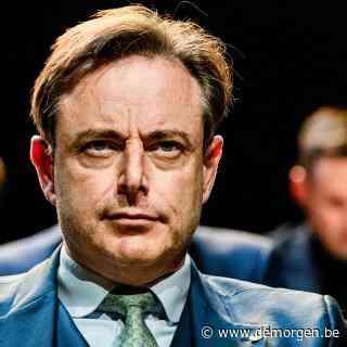 Het Laurette-moment van Bart De Wever
