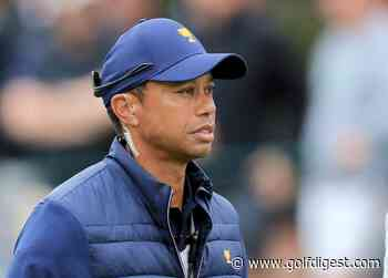 Presidents Cup: After day off, Tiger Woods ready for singles clash with Abraham Ancer