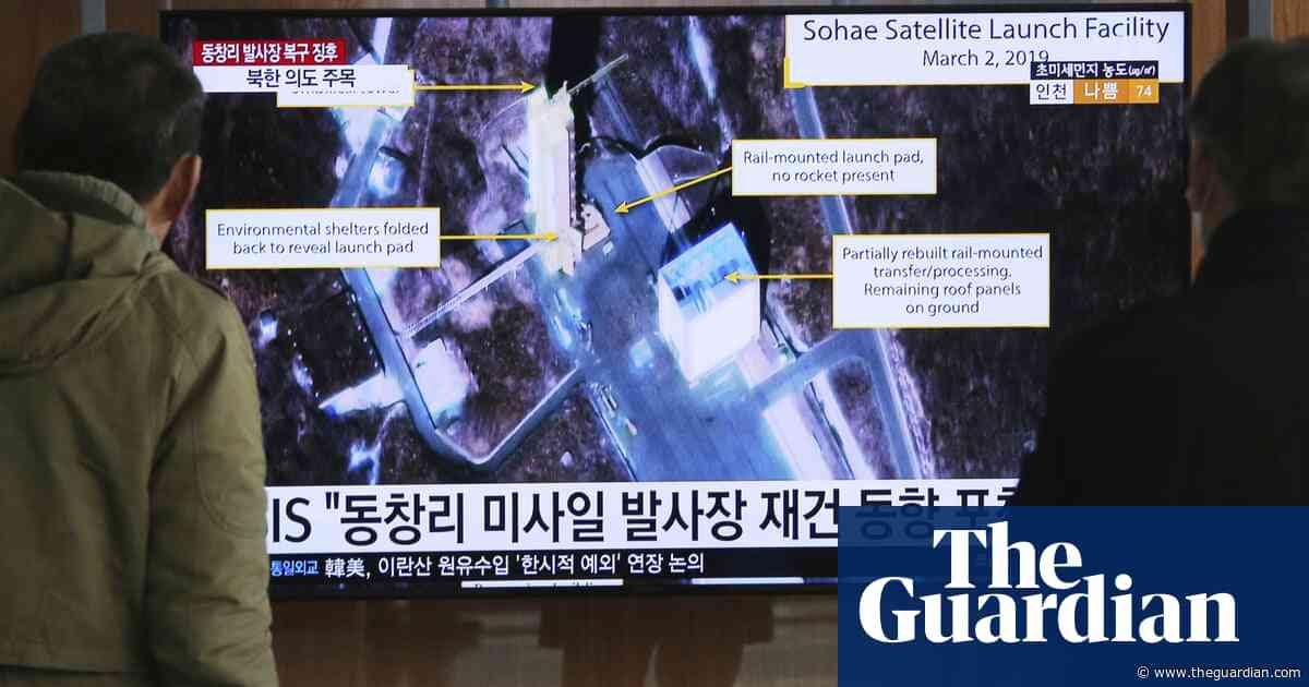 North Korea claims successful 'crucial test' at long-range rocket site