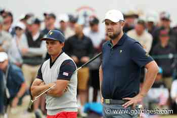 Presidents Cup 2019: International team stakes a two-point lead after a long, emotional Saturday
