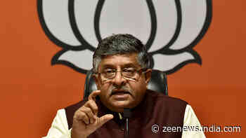 Ravi Shankar Prasad slams Rahul Gandhi over his `not Rahul Savarkar` remark, says nation proud of Veer Savarkar