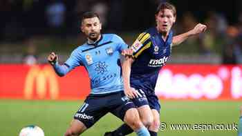 Sydney FC score sixth-straight A-League win