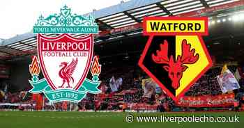 Liverpool vs Watford LIVE - Commentary stream, goal and score updates from Anfield