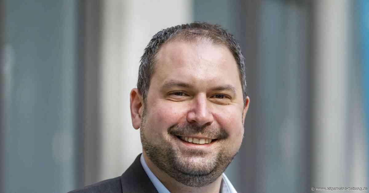 Johannes Klomann ist neuer Vorsitzender der Mainzer SPD