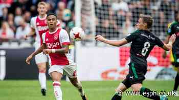 Ruben, 18, becomes latest Kluivert to turn pro