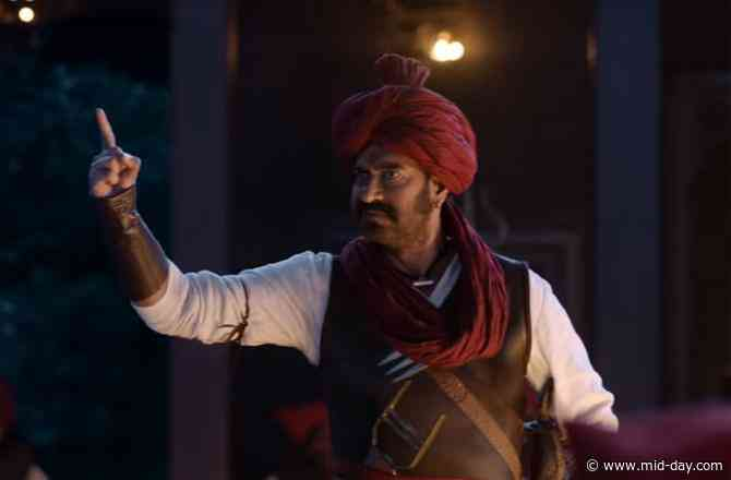 Ajay Devgn's Tanhaji: The Unsung Warrior lands in legal trouble for this reason