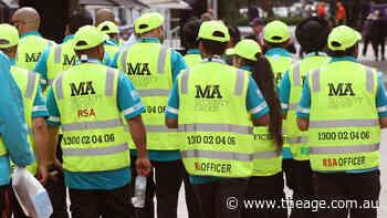 Security company guarding many major events triggers alarm