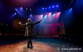 Acteur Jelle de Jong (32) groeide op met liefde voor theater en het circus