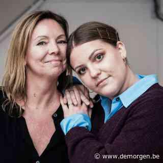 Nathalie Vleeschouwer en dochter Felix: 'Alles wat zij mooi vond, wou ik absolúút niet dragen'