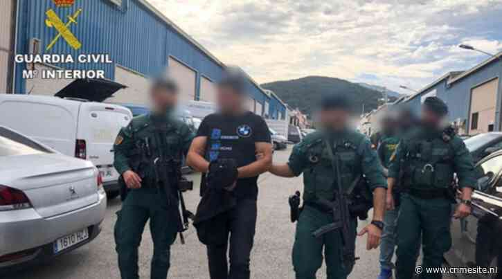 Heer en meester over cocaïne in Spaanse containerhaven