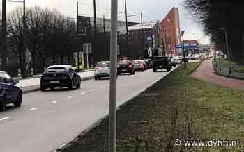 Flinke drukte na afsluiten ringweg Groningen