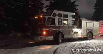1 man dead in overnight house fire in Calgary's southwest
