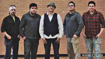 Tragically Hip tribute band from Moose Factory translates lyrics into Cree