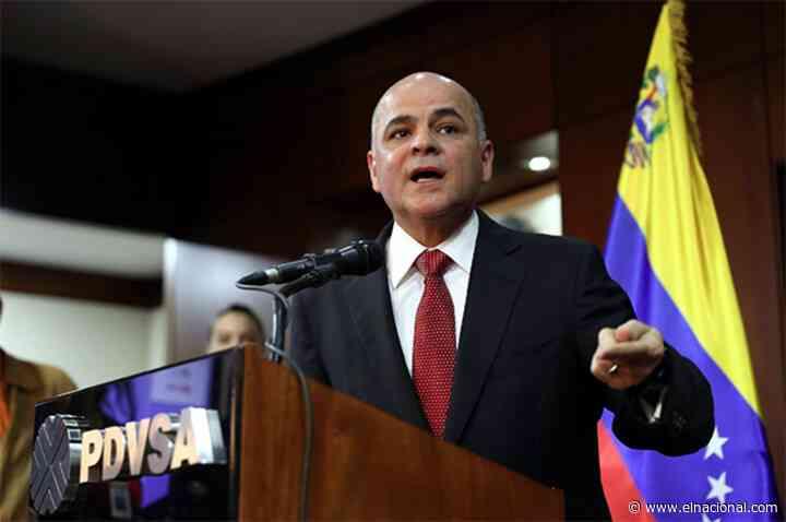 Rafael Ramírez cargó contra Manuel Quevedo: «Maneja Pdvsa como si fuera un guacal de la GNB»